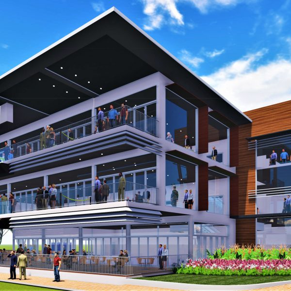 UPDATE: Ted's Bar Closed for New Grandstand Development