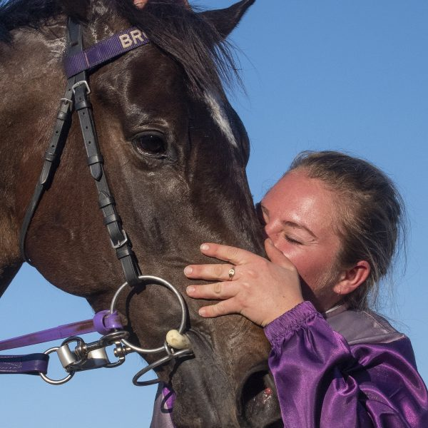 South Australian Nicole Bruggemann oversees Highly Decorated's fairytale Cup victory